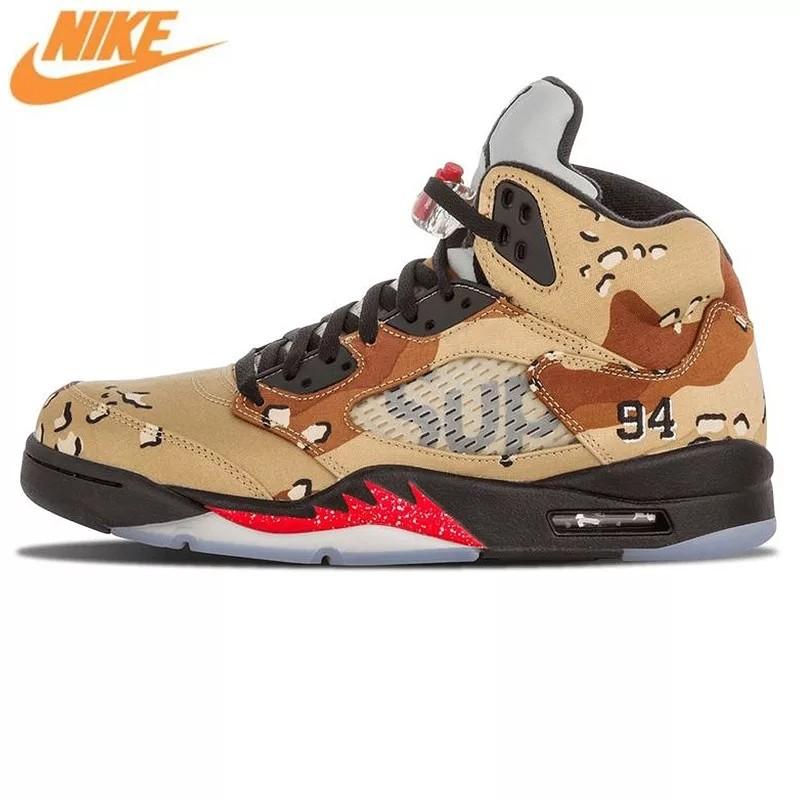 fc7455974287e8 B GRADE UA Nike Air Jordan 5 Retro Supreme