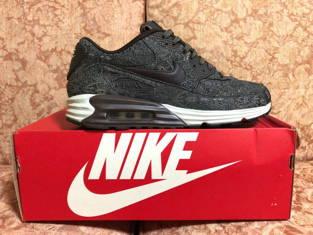 NIKE AIR MAX LUNAR90 PRM QS US 11 2a3f5fee64f8