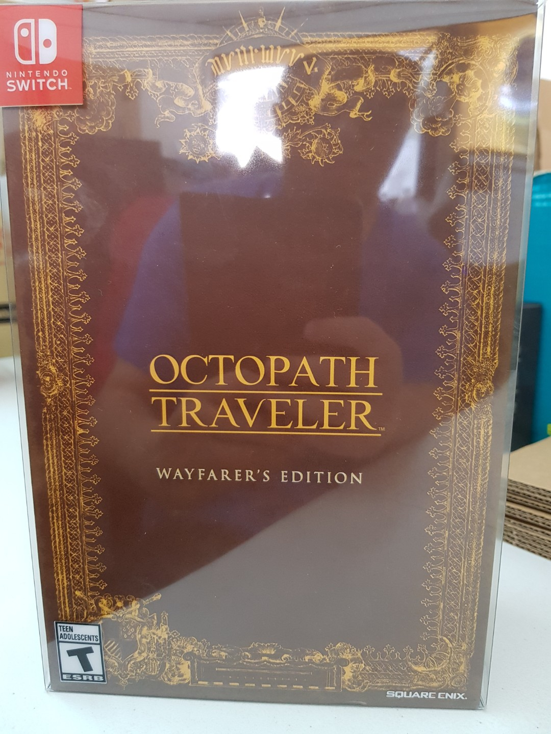 octopath traveler collectors edition canada