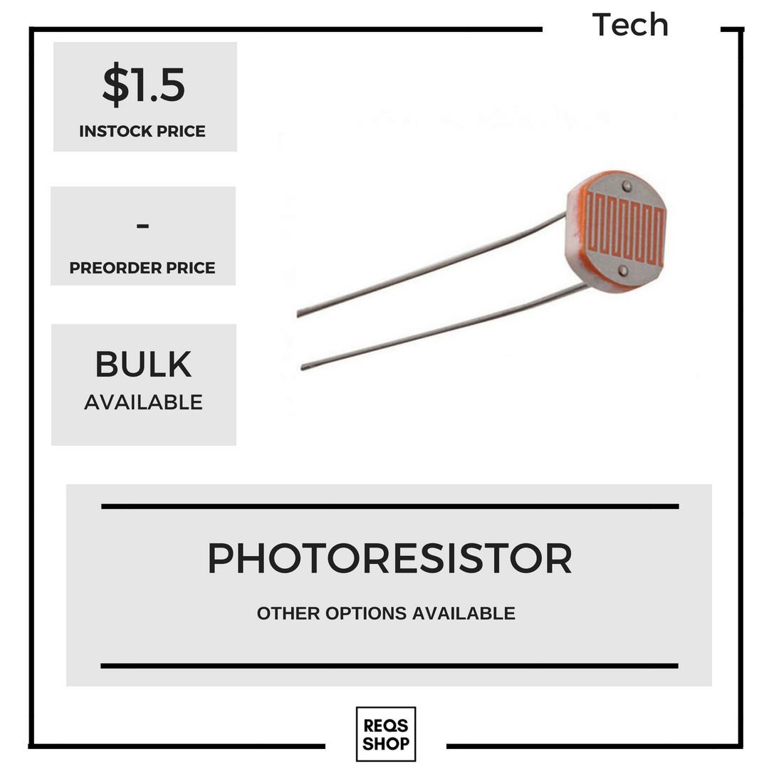 Photoresistor 5528 Symbol The Circuit Photo