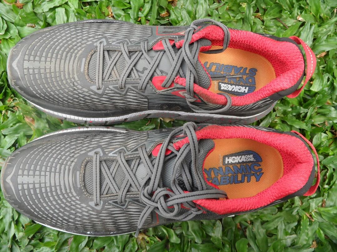 Preloved Hoka One Gaviota Sport Shoes For Men Fesyen
