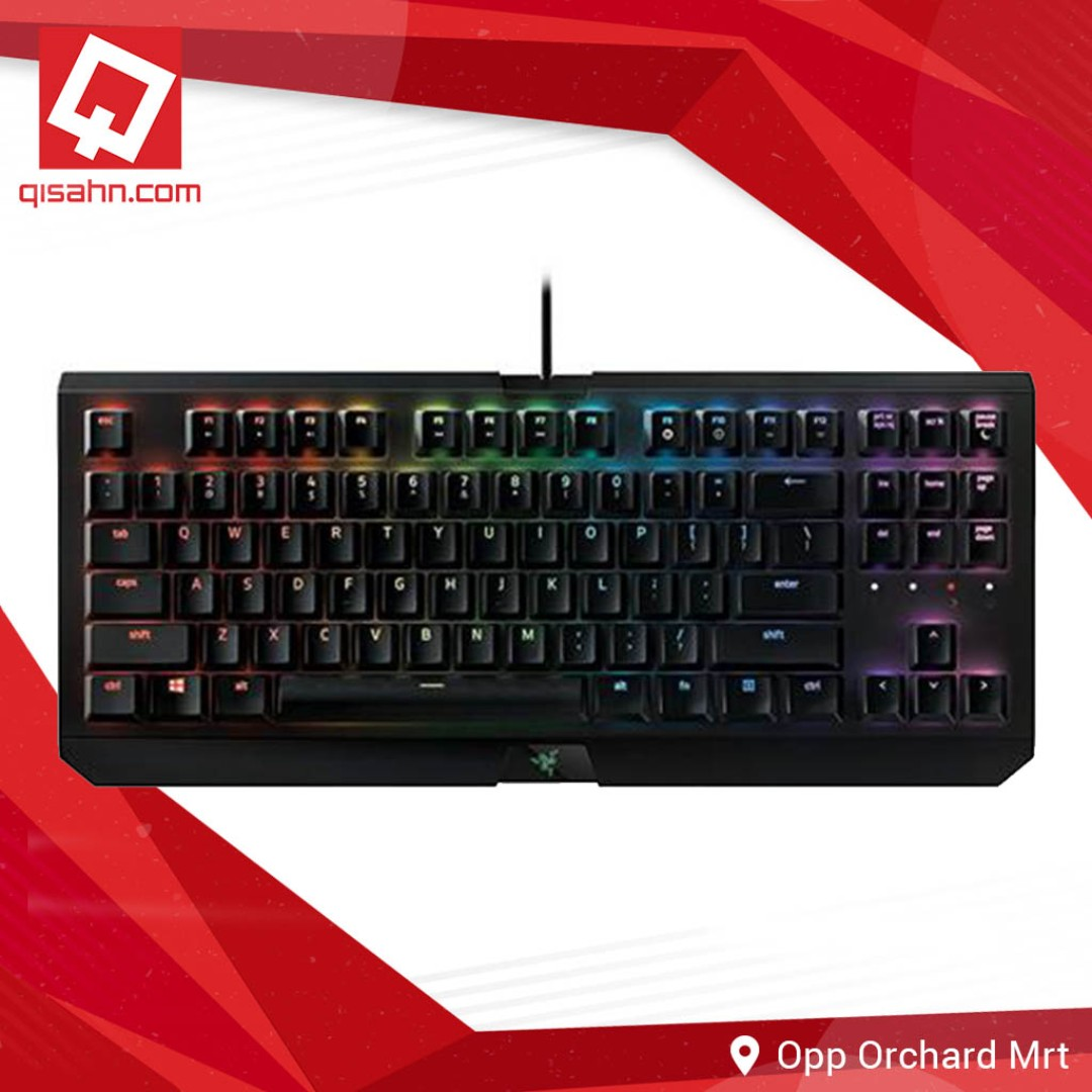 4f4154dbf1f Razer BlackWidow X Tournament Edition Chroma - Multi-color ...
