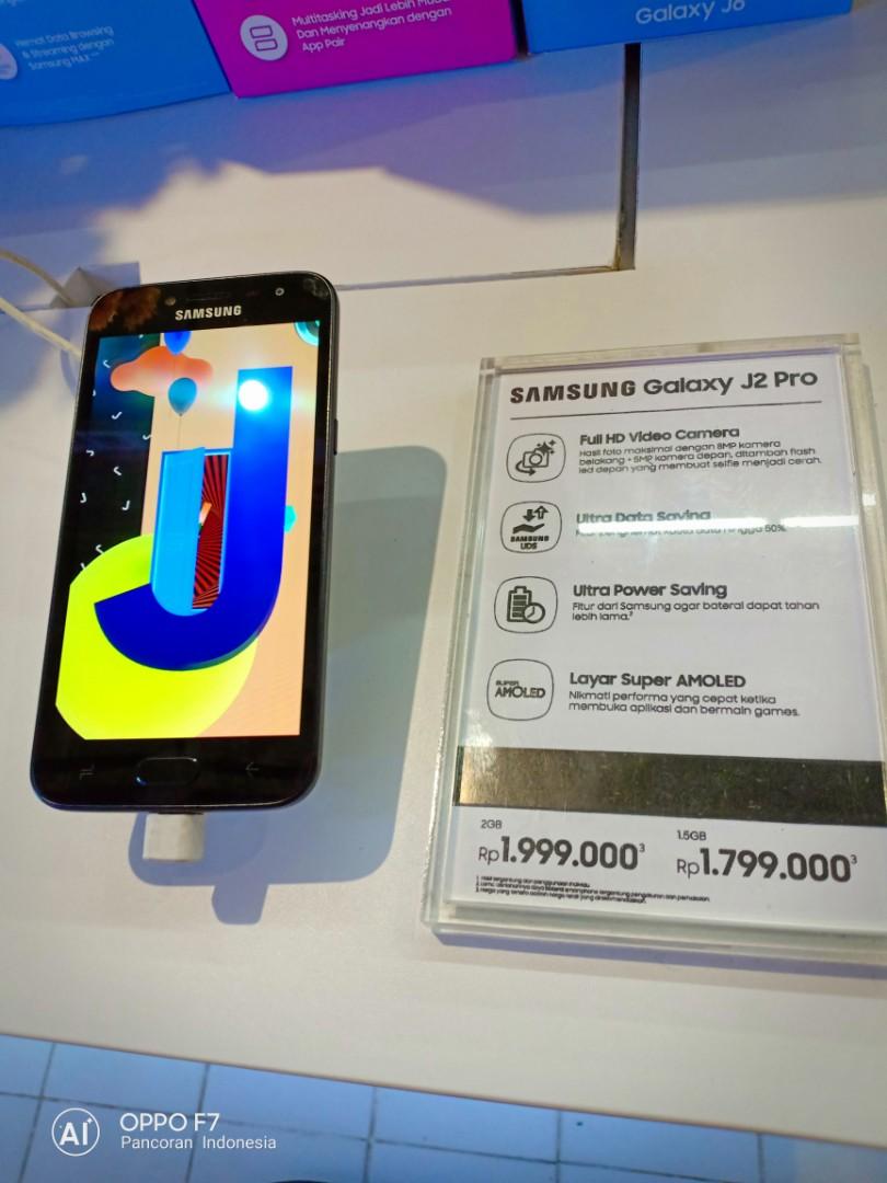Samsung Galaxy J2 Pro Ram 15 Bisa Cicilan Tanpa Kartu Kredit Proses