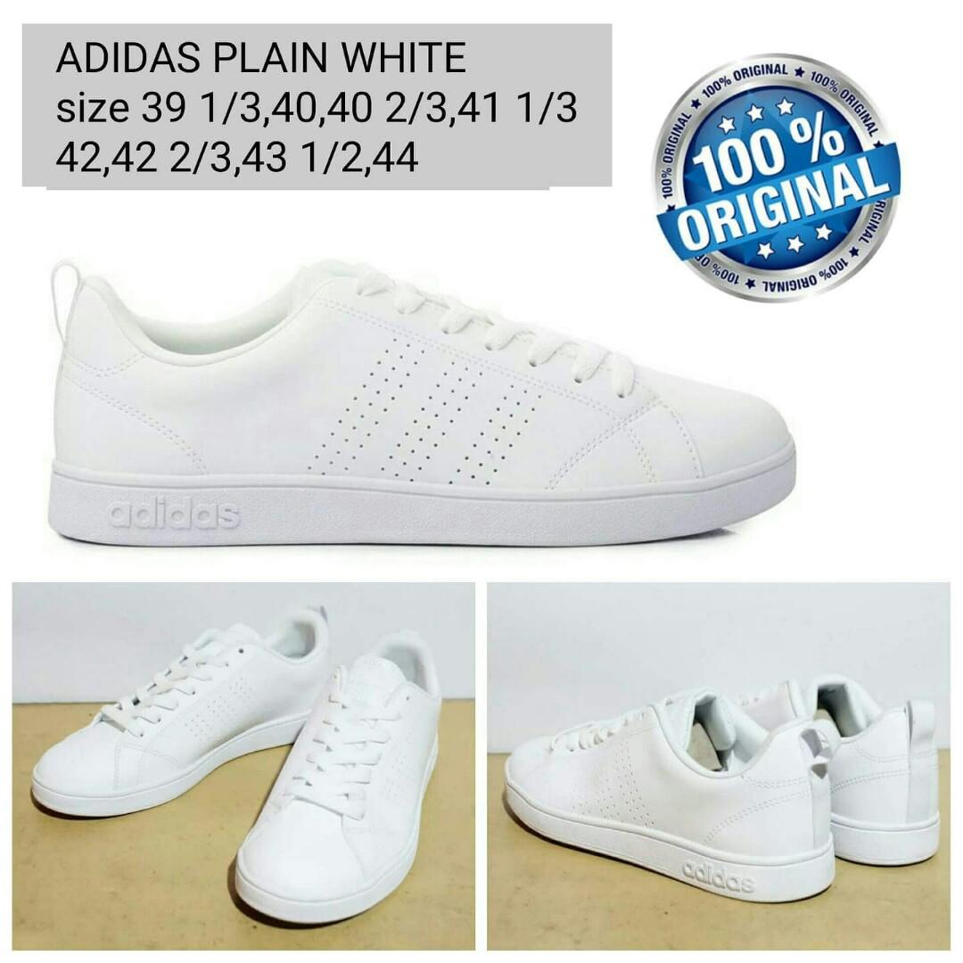 Sepatu Adidas Original White Olshop Fashion Wanita Di Carousell 100