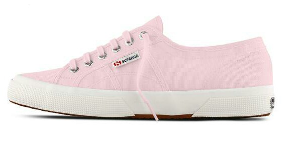 Superga 2750 Pink, Women's Fashion