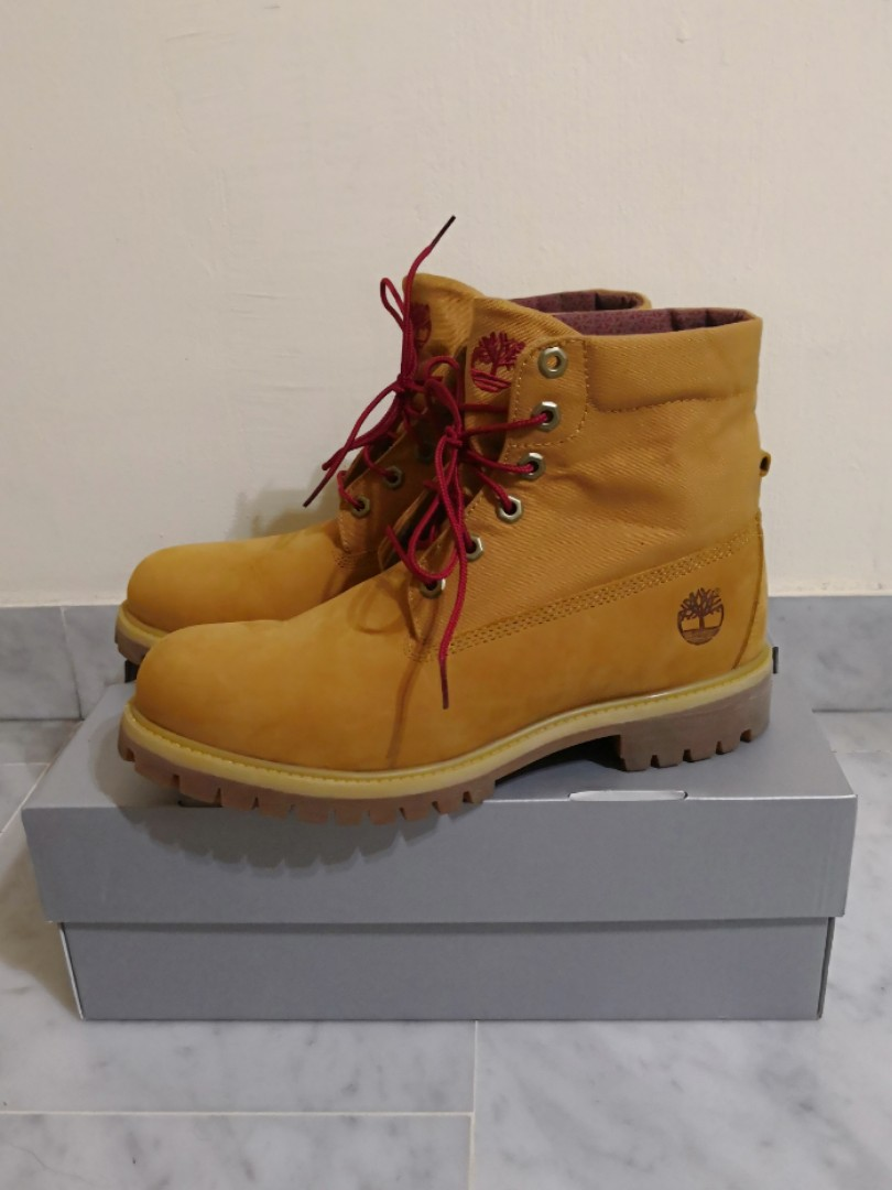 Timberland roll top Boots us9 86f7ebe10d2