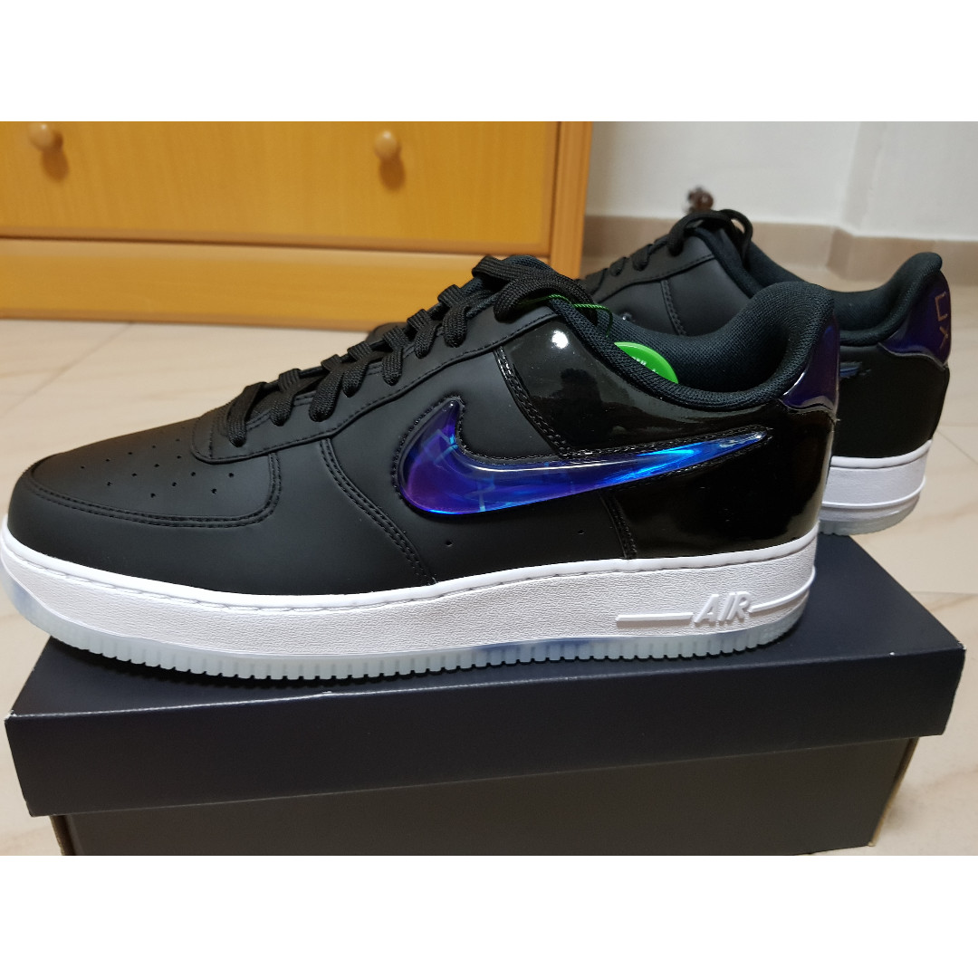 info for a9222 a899b (US11.5) PLAYSTATION AIR FORCE 1 2018