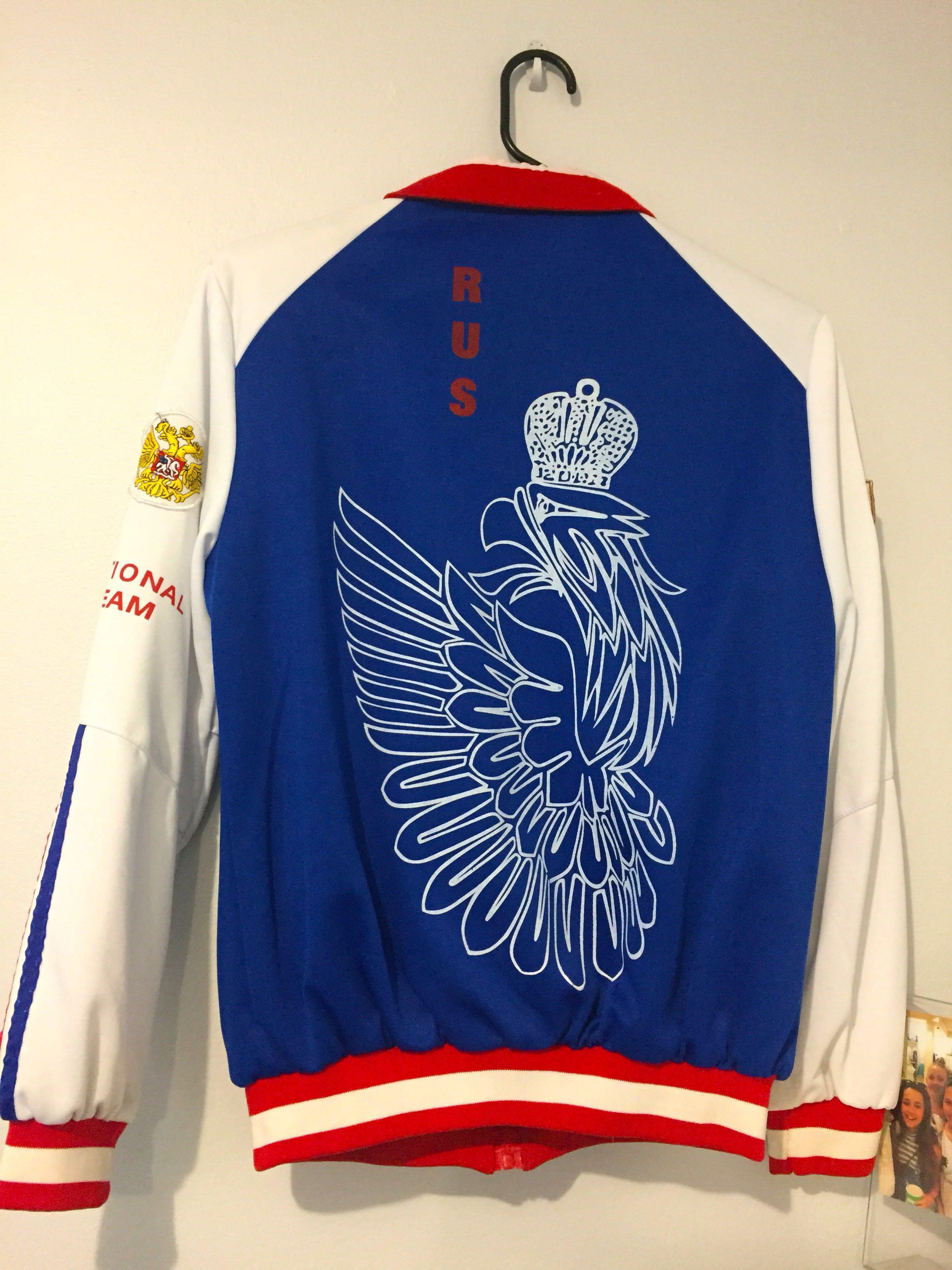 Yuri on Ice- Yurio Cosplay Jacket