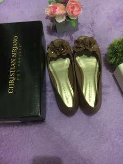 Christian Siriano shoes #maudecay