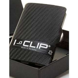 i-clip CARBON - BRAND NEW | AUTHENTIC