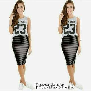 2in1 Set Dress