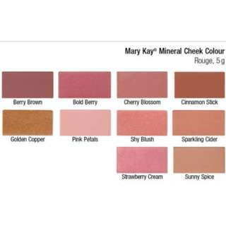 Authentic Mineral Cheek Color