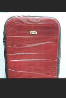 紅色 30寸 行李箱