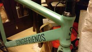 Fixed Gear 單車