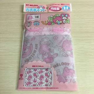 My Melody 洗衣袋 (円柱型)