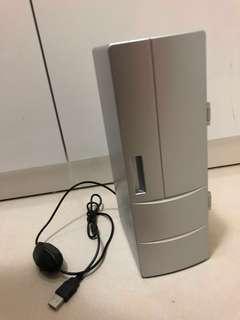 迷你雪櫃 USB制 可製冷製熱兩用 99.9%新 無盒