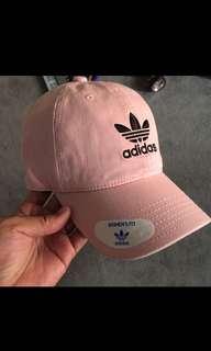 Adidas 老帽 愛迪達 帽子(女版)
