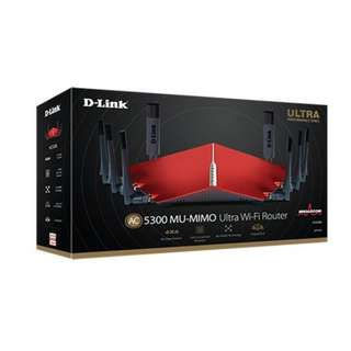 D-link AC5300 DIR-895L Tri-Band Gigabit Router with SmartBeam Wi-Fi