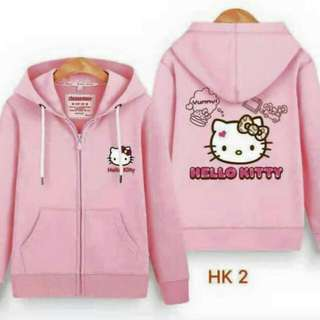 SD: Hello Kitty Jacket (Free Size)