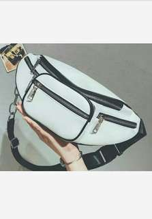 WAISTBAG MANGO (WHITE)