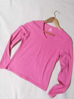 Stretchy Sweater (Pink)