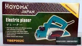 Hoyoma Japan Electric Planer
