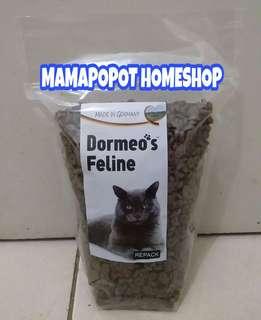 Dry food DORMEOS FELINE (ADULT) 900gr - makanan kucing sekelas Royal Canin
