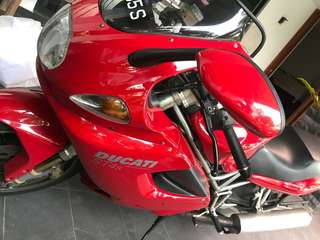 ST4s sports tourer