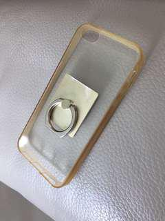 iPhone 5/5s case with ring