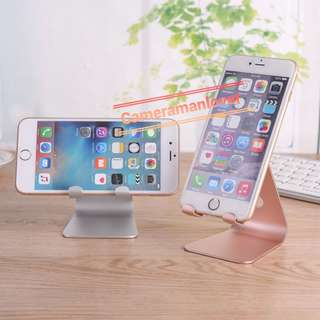 Mobile phone holder (Silver/ Rose Gold/ Red)