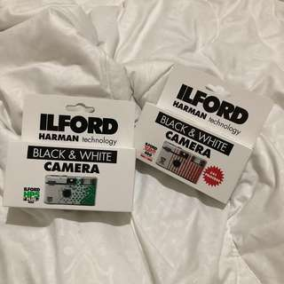 Ilford Disposable Cameras