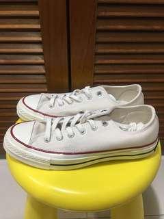 Converse All Star 70 1970 三星標 奶油底 米白色 帆布鞋 142338C