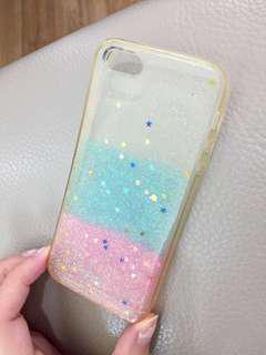 iPhone 5/5s case (glitter design)