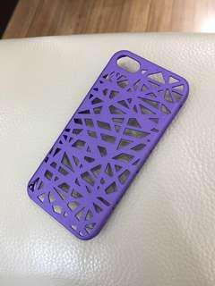 iPhone 5/5s matte hard case