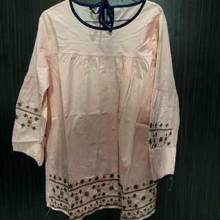 BANGKOK Peach Dress