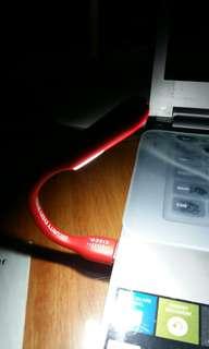 Cisco - Mini USB LED light (7 in long, 9成新)