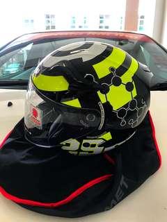 Helmet KYT (Venom)