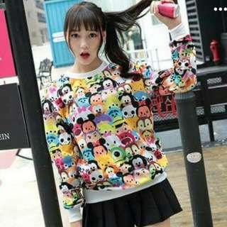 JK: Character Sweater (Free Size)