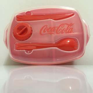 Coca-Cola Lunch Box (BPA Free)