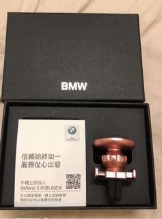 BMW 車載磁吸金屬手機支架(冷氣出風口)