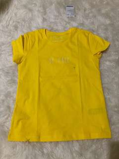 NEW! Kaos Giordano Yellow