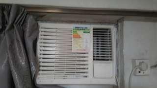 3\4匹窗口冷气机