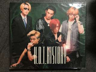 H.O.T. History VCD