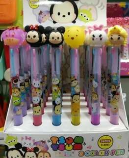 Tsum Tsum : Multi-Colour Pen