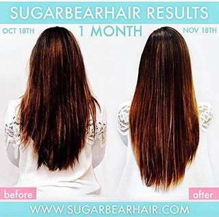 SugarBearHair treatment