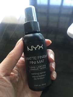 N.Y.X matte setting spray (bru pake 3x semprot)