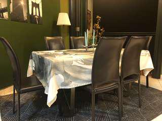 Quality Tempered Glass Dining Table