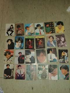 郭富城Yes Card共44張