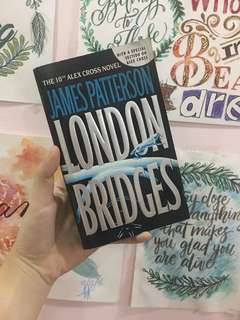JAMES PATTERSON London Bridges