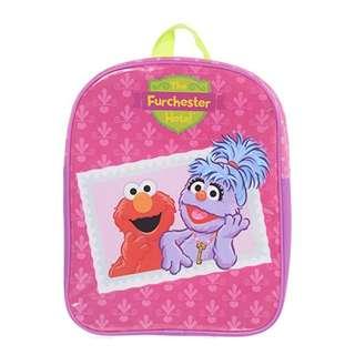 Sesame Street The Furchester Hotel Elmo Kiddie Backpack